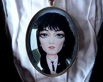 Big Eye Patti Smith Pendant