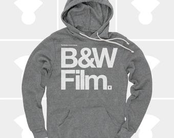 Black & White Film - Unisex Hoodie
