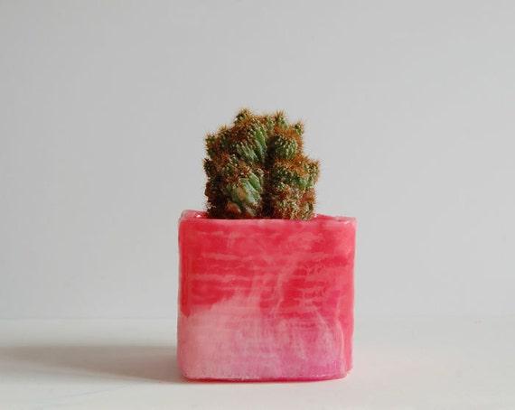 asphalt// planter vase