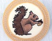 Merit Badge for 'being nutty as a squirrel'