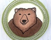 "Merit Badge for ""being a papa bear"""