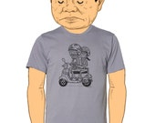 Scooter Calaveras Men's T-Shirt Small, Medium, Large, XL in 7 Colors
