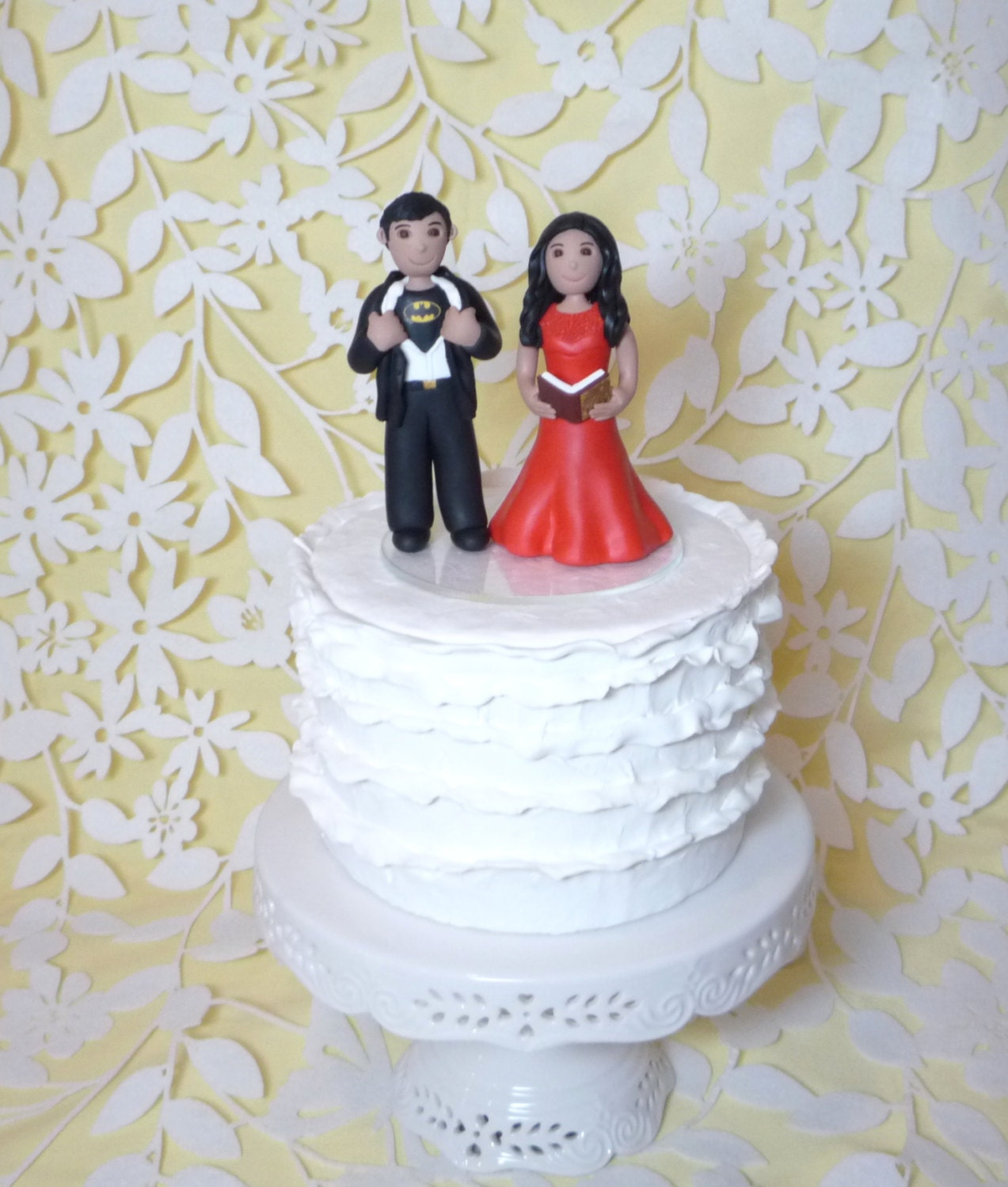superhero wedding cake topper wedding cake topper sample 20609