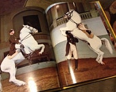 All Color Book of Horses (1972) Pages and pages of horse photos !!!!