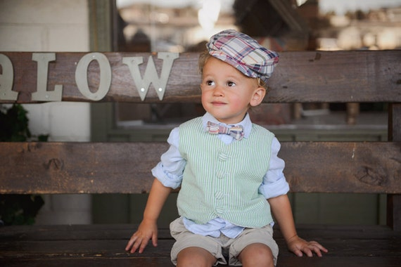 Reserved Custom Listing: Vest, Pants, Hat and Bow tie