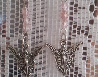Victorian Fairy Earrings