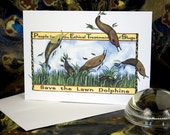 PETS, or People for the Ethical Treatment of Slugs, card