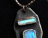 Mandelshtam Opal necklace