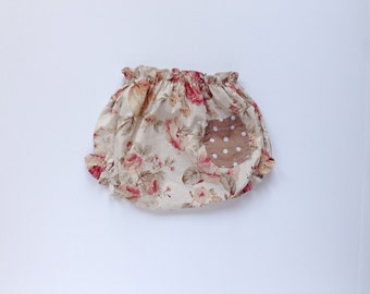 Floral Cotton Bloomers