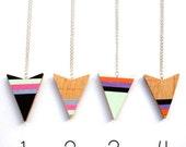 Tribal Arrow Head Necklace
