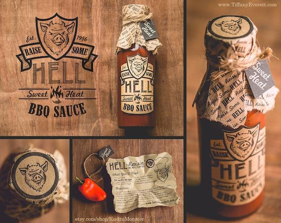 Items similar to Custom Label Packaging printable ...