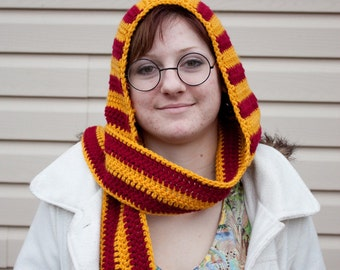 Harry Potter scoodie - Gryffindor