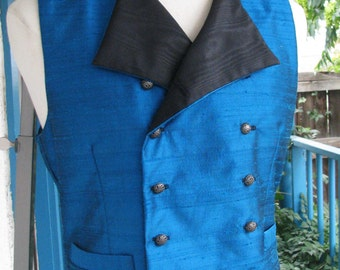 Regency and Military Vests---Custom Made