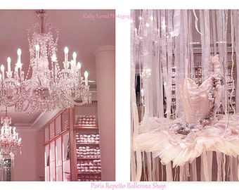 Paris Photography, Ballerina Prints, Paris Baby Girl Nursery Decor, Paris Ballerina Pink Tutu, Paris Pink Decor, Paris Girl Ballet Art Decor