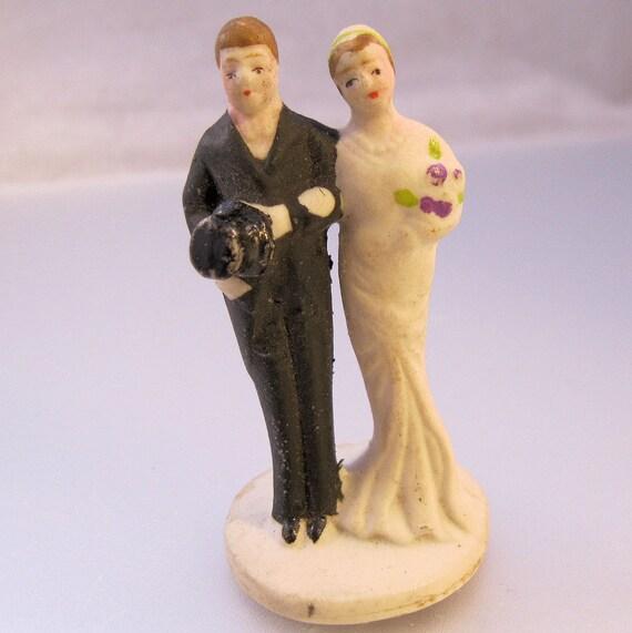 Art Deco Grooms Cake : Art Deco Roaring 20s Bride & Groom Cake by BrightEyesTreasures
