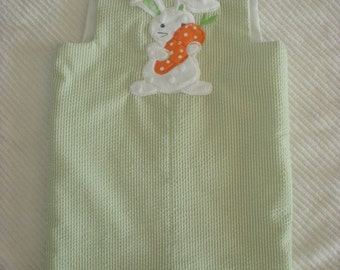 Bunny Jon jon for Easter and Spring, sizes 2T through 6