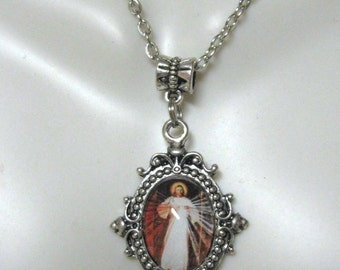 Divine mercy necklace - AP17-531