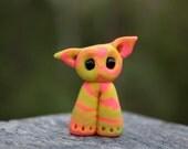 Pink & Yellow Curiosity No. 172