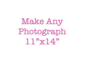 11x14 fine art photograph Your choice nursery art nature photography beach photography Nashville art