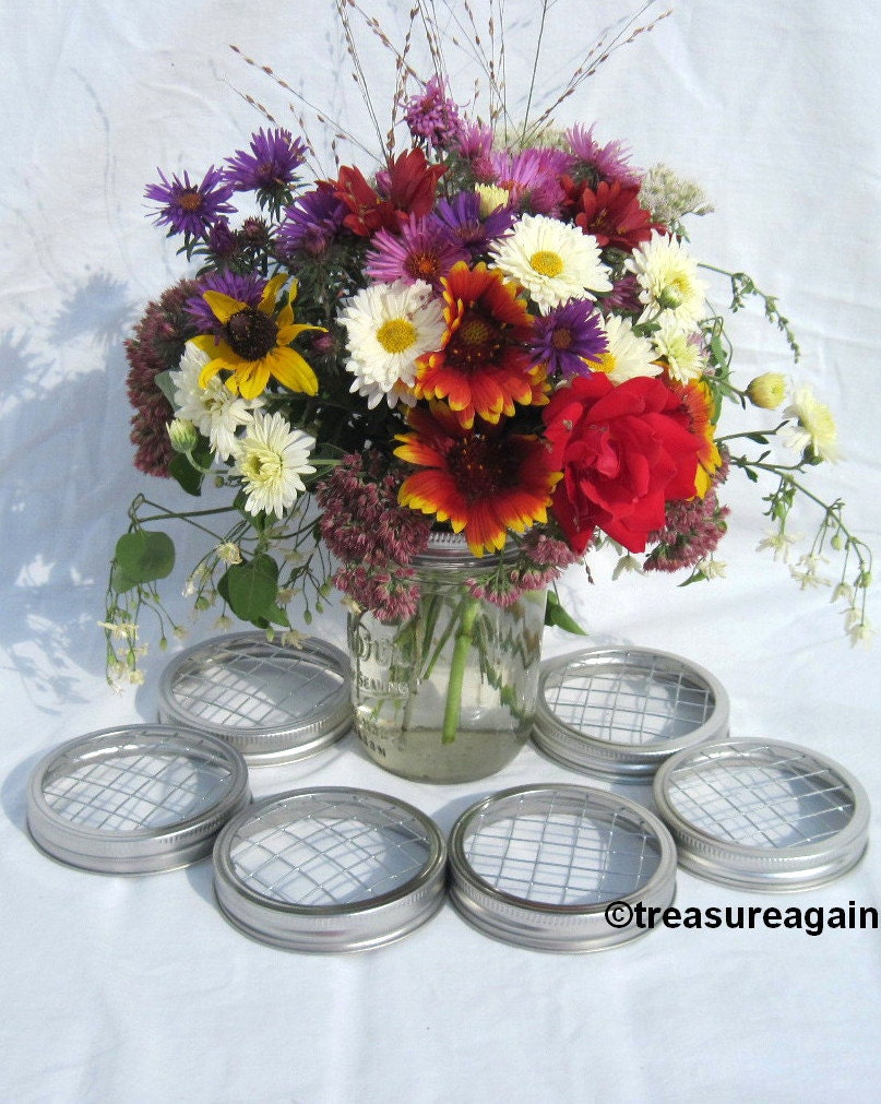 Diy flowers wide ball jar centerpiece mason wedding