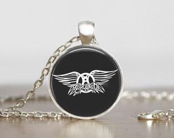Areosmith Image Pendant, Aerosmith jewelry