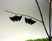 BATS for your Terrarium . . . with a touch of Goth or Graveyard . . .