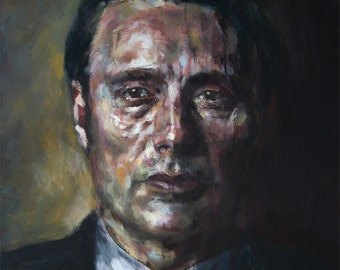 Hannibal, Print from Original Oil Painting