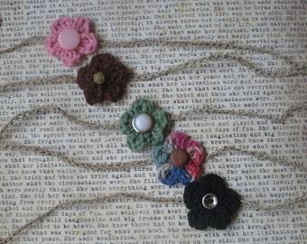 Hemp Flower Headbands (Pick One)