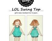 LOL Swing Top Pattern