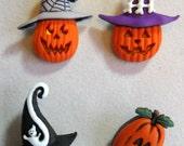 Pumpkin Patch Buttons 14