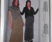 Burda 2624 Junior Women Skirt Sewing Pattern Hip 35 to 41