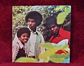 JACKSON 5IVE - Maybe Tomorrow - 1971 Vintage Vinyl Gatefold Record Album
