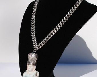 Frozen Charlotte Necklace