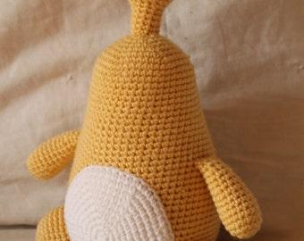 Monster Lars - Amigurumi Plush Crochet PATTERN ONLY (PDF)
