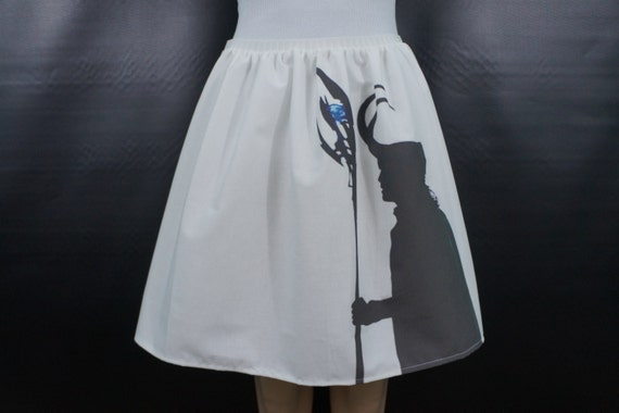 Loki Silhouette skirt - Made to order