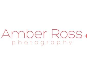 Pre-made Photography Logo