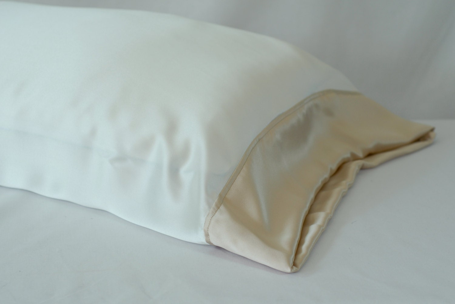 100 Silk Pillowcase Non Dyed Amp Nude Color Standard Or King