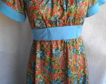 Flower Child Dress Vintage Beauty