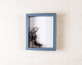 Deep Picture Frame 16x20 - Gray, Grey - Deep Frame, Open Box Frame