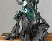 Ent (10in) - Treemen - Steel Sculpture