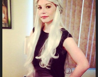 Daenerys Targaryen // A Game Of Thrones - Full Synthetic Wig