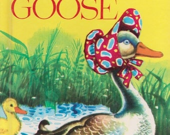 Mother Goose - vintage book illustrated by Joseph Hirsch