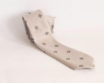 Vintage Necktie 1990's, Soviet Union Necktie, Men's Tie Nesktie, New in Box USSR