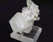 Mineral Specimen - Apophyllite, Stilbite - Jalgaon, Maharashtra, India - Geology - NearEarthExploration