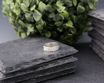 Sterling Silver Stingray Ring