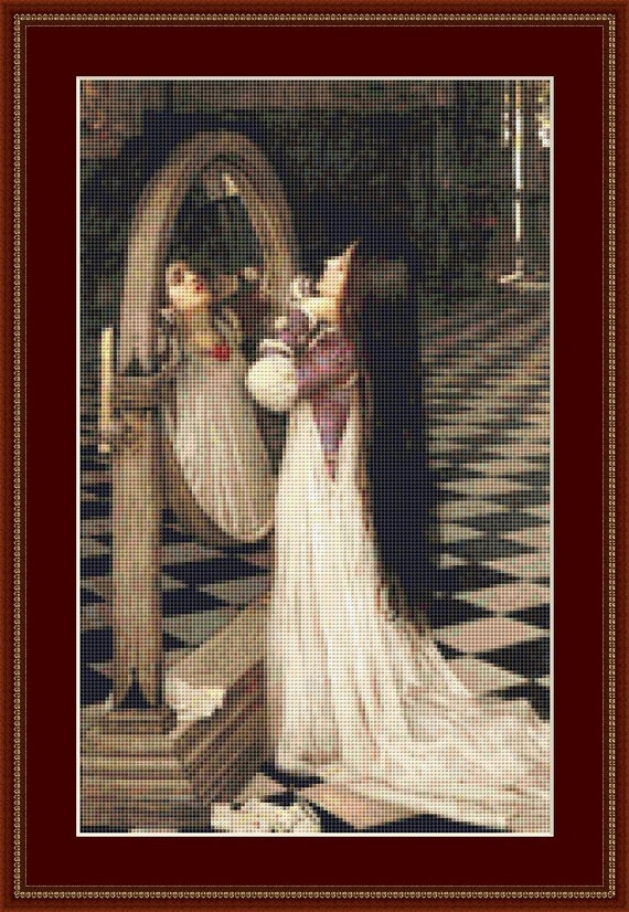 Marianna In The South Cross Stitch Pattern /Digital PDF Files /Instant downloadable