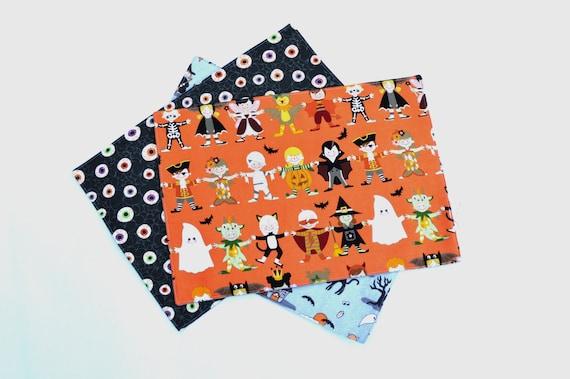 Halloween Place mat / Kids Place mat / Spooky / Seasonal / Halloween Decor
