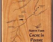 North Fork CACHE la POUDR...