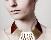 FREYJA collar necklace