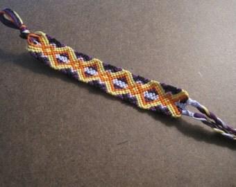 Colorful Diamond Friendship Bracelet